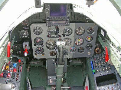 l-39 cockpit