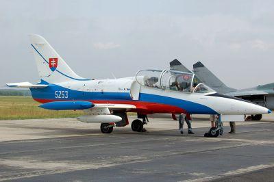 Aero L-39CM Albatros