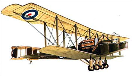 handley page bomber draw 01
