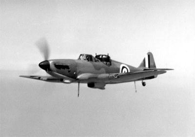 Boulton Paul P.82 Defiant