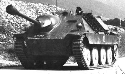 Jagdpanzer 38 (t) (Sd.Kfz. 138/2)