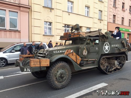 convoy of liberty