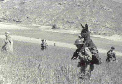 voják a osel