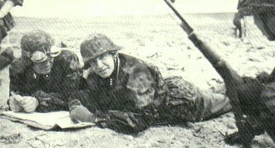 SS-Obersturmführer Hennecke