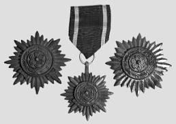 Vyznamenání východních národů (Ostmedaille)