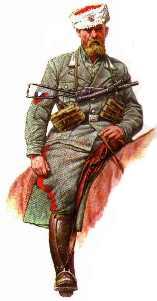 Kozák samostatné skupiny Savoia
