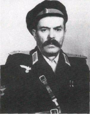 Vojskový staršina Donských kozáckých jednotek