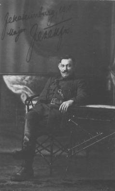 Z Jekatěrinburgu, 1918