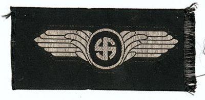 Rukávová páska Schalburg Korps