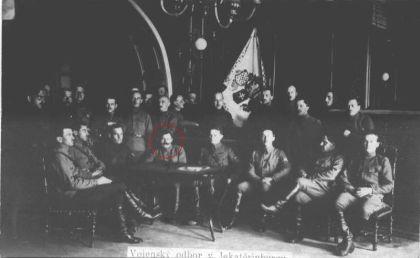 Jekatěrinburg, 1918