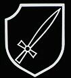 Znak 18. SS Freiwilligen Panzer Grenadier Division Horst Wessel