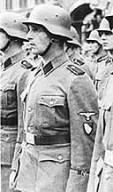 Příslušníci SS Freiwilligen Legion Nederland