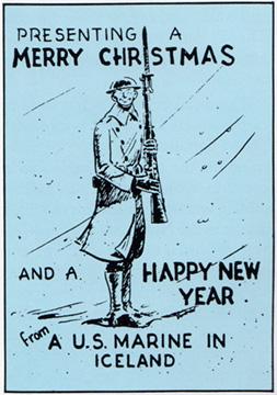 Vojáci a Vánoce