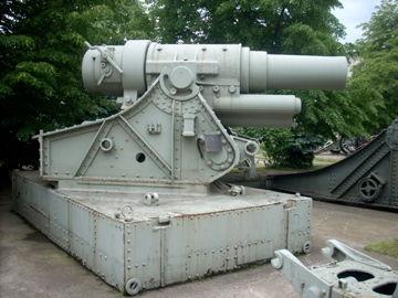 30,5 cm těžký moždíř Škoda vzor 16