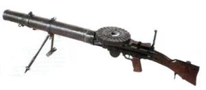 Lehký kulomet Lewis Mk1