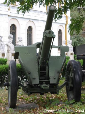 Polní dělo ráže 75 mm Škoda model 1928