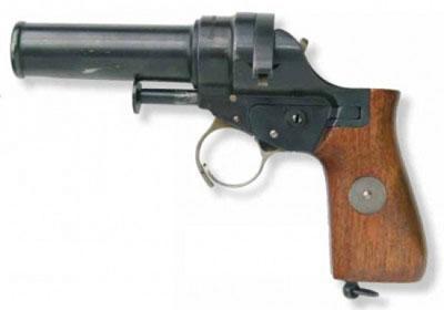 Raketová pistole vz.30