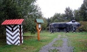 bunkr a hlídka