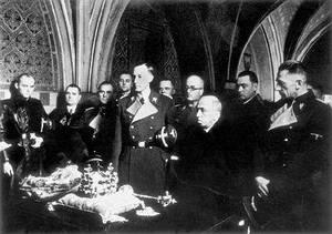 Heydrich a svatováclavská koruna
