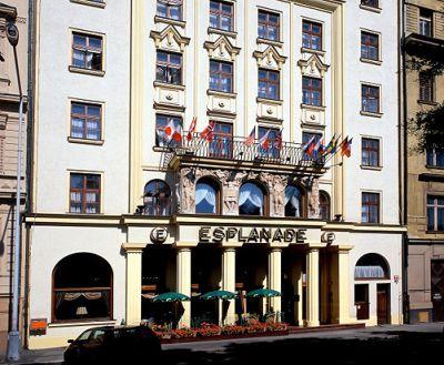 Hotel Esplanade v dnešní době
