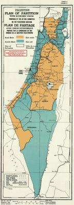 Plán rozdělení Palestiny