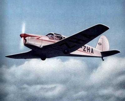"""Sportovní letoun M-1C """"Sokol"""""""