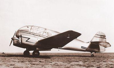 Cestovní letoun Aero 45