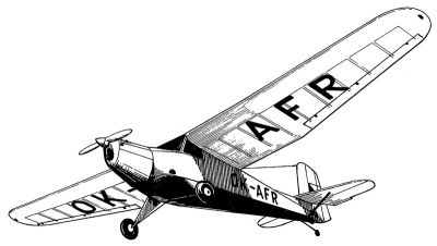 Sportovní letoun E-114