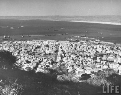 Přístav Haifa