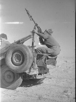 MG 34 v izraelské armádě