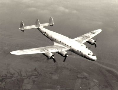 Lockheed C-69 Consteellation