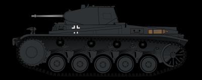 Panzerkampfwagen II Ausf. c