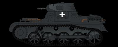 Pzkpfw I. Ausf. A