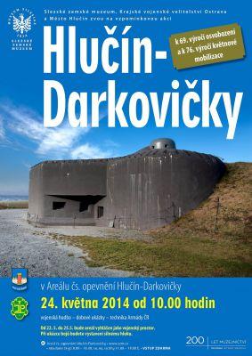Bojová ukázka Hlučín-Darkovičky (24.5.2014)