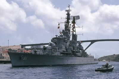 Almirante Grau na fotce z roku 1973