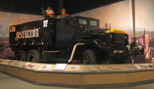 Eve of Destruction M54 5-ton 6x6 truck