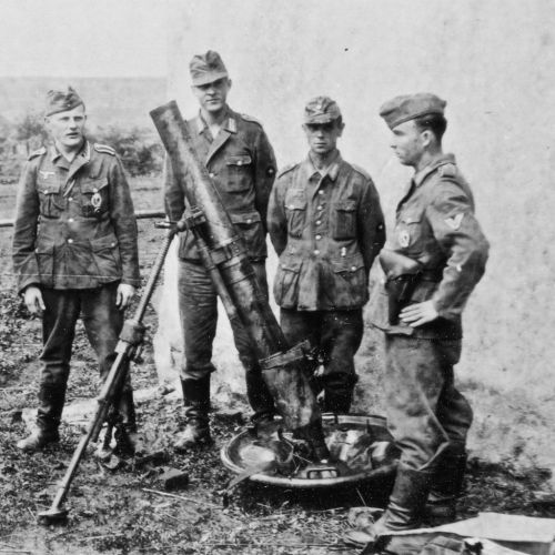 12 cm Granatwerfer 42