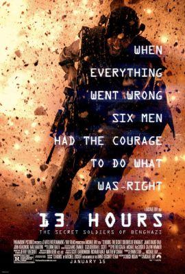 3 hodin: Tajní vojáci z Benghází (2016)