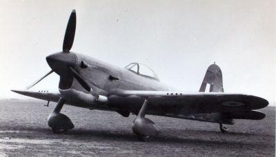 Miles M.20