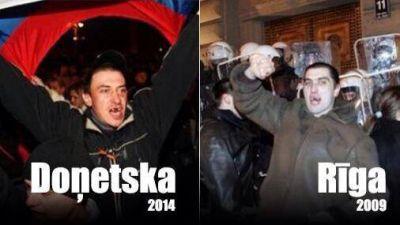 """promoskevští """"političtí turisté"""""""