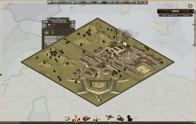 Supremacy 1914 - město