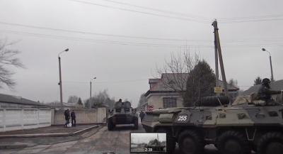 ukrajinští výsadkáři