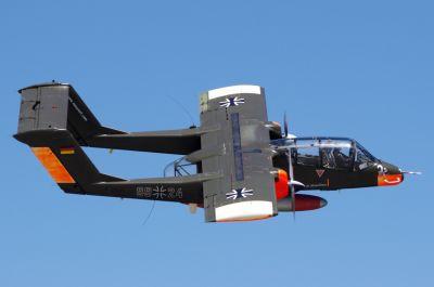 Německý letoun OV-10B