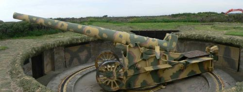Cannon de 220mm long Mle 1917