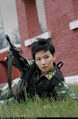 vojačka