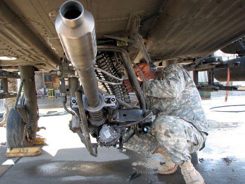 30 mm kanón M230