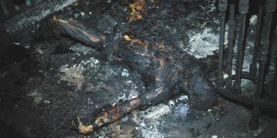 mrtvý, Oděsa, Ukrajina