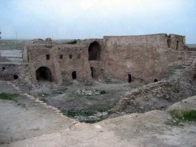 Klášter Dair Mar Elia - svatého Eliáše
