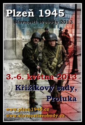 Plzeň 1945