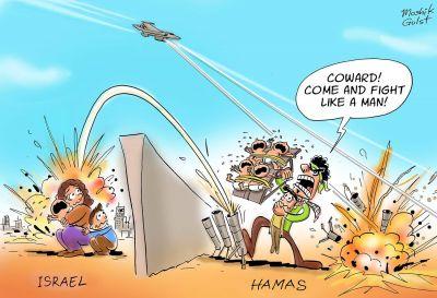 Hamas a Izrael